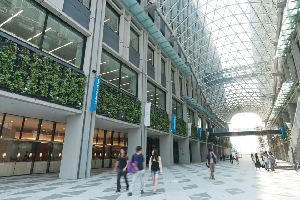 愛知大学 名古屋キャンパス - WO...